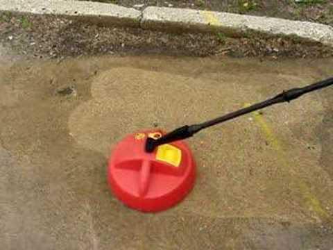 Power washer floor scrubber attachment gurus floor for Power washer concrete scrubber