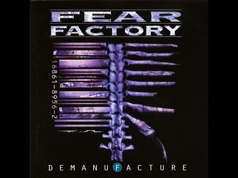 Fear Factory - Demanufacture [Full Album] Remastered