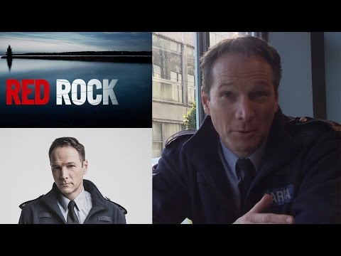 Sean Mahon talks about his character 'Sergeant Brian McGonigle'   Red Rock