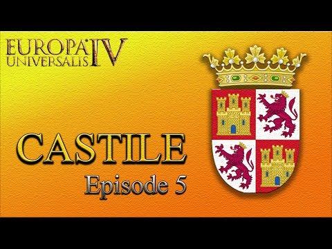Europa Universalis 4 :: Castile :: Ep 5 :: An Iberian Wedding.