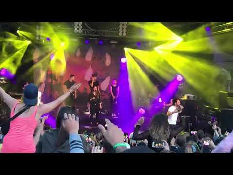 Lo & Leduc - 079 - Live Quellrock Openair 2018 - Start Festivalsommer 2018