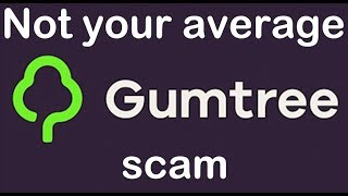 A clever Gumtree scam