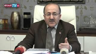 Orhan Fevzi Gümrükçüoğlu karla mücadeleyi değerlendirdi