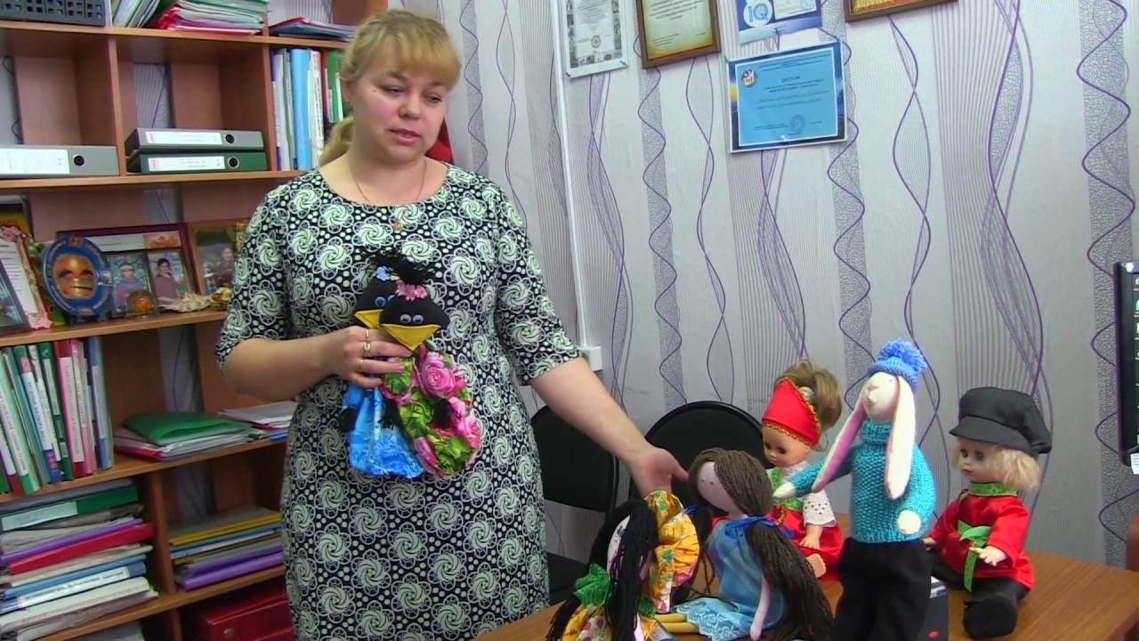 Сюжет о рукодельнице Елене Меркуловой