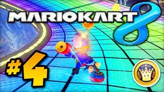 Mario Kart 8 GAMEPLAY - Part #4 w/ Ali-A! - Special Cup 150cc (MK8 Wii U)