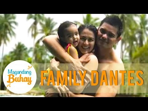 Magandang Buhay: Dingdong's message for Marian and Zia - 동영상