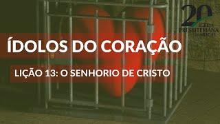Escola Bíblica Dominical - 29/11/2020