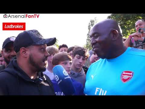 Liverpool 4 Arsenal 0 | I'm Past Caring And Ranting (Troopz)