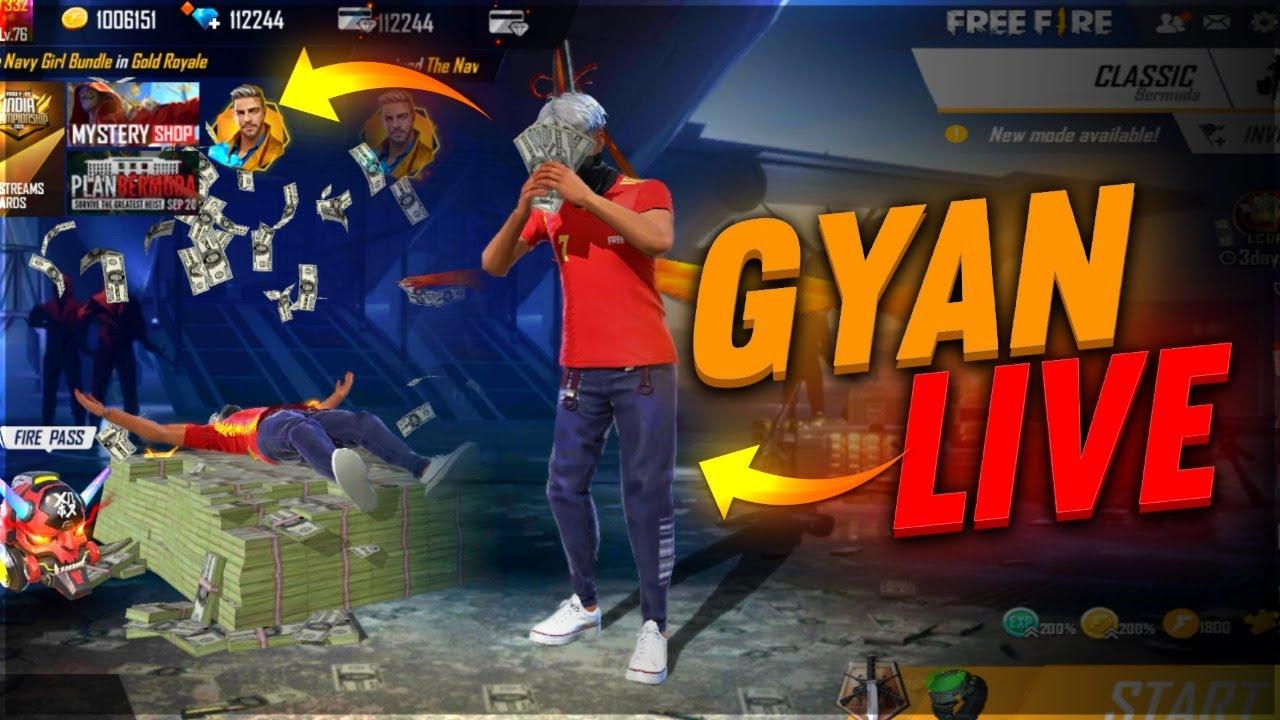 Garena Free Fire Live  - Diamond To Heroic