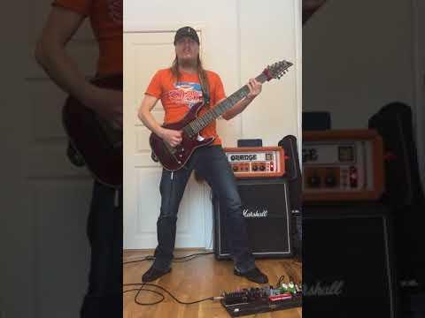 Makin Me Feel Guitar RESET Cover By Jram
