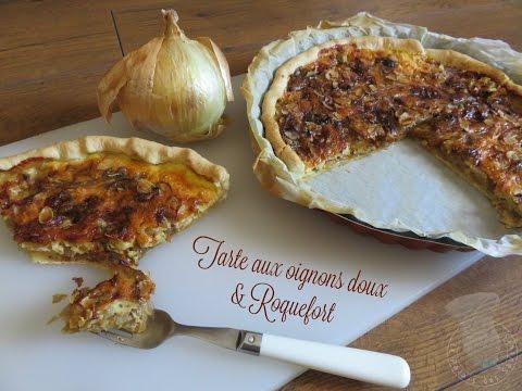 recette-de-tarte-aux-oignons-doux-et-roquefort