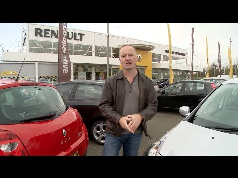 How To Buy a Used Car tips and advice from Top Gear s Steve Berry