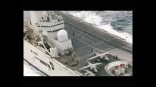 ATAQUE AL PORTAAVIONES HMS INVENCIBLE - Relato de los Pilotos que participaron en la Misión