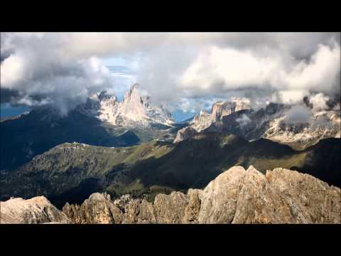 Dolomites amazing Landscapes Timelapse