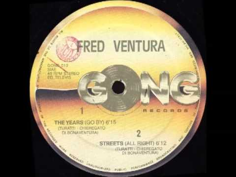 Fred Ventura  The Years Go  Extended Version 1985