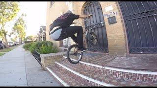 TCU BMX 17: Riding Bikes On People's Houses