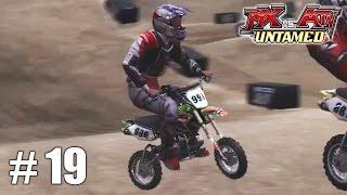 MX vs. ATV Untamed - Xbox 360 / Ps3 Gameplay Playthrough X- Cross Tournament PART 19