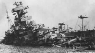 Dying War Ships