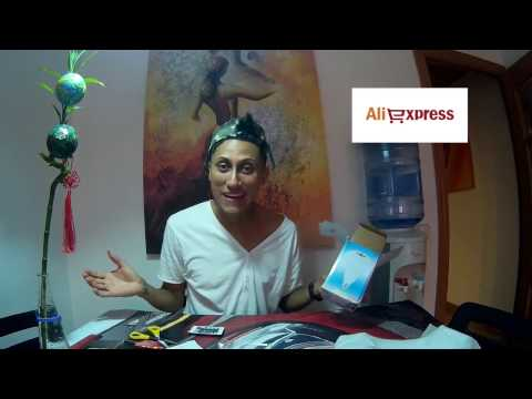 BOMBILLA LED ALTAVOZ DE ALIEXPRESS UNBOXING