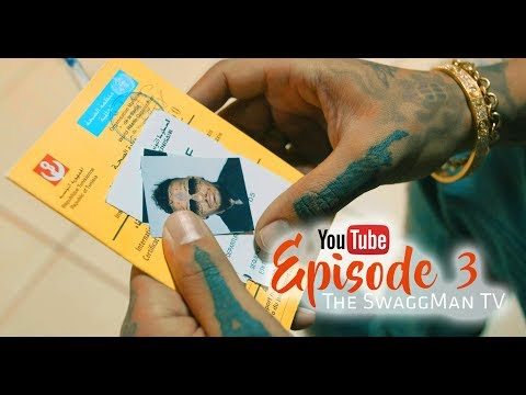 The SwaggMan TV - Episode 3 (Depart pour le Burkina Faso)