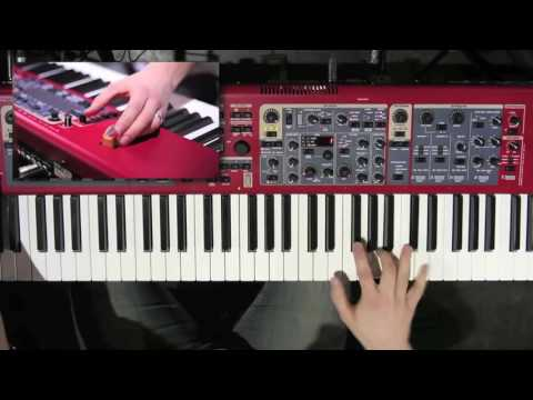 Thing of Gold Moog Solo (Shaun Martin / Snarky Puppy)