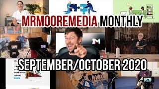September / October 2020 at mrmooremedia