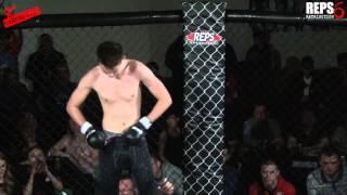 Reps Retribution 6   Brandon Worral VS Sam Cunliffe   SHAREFIGHT COM