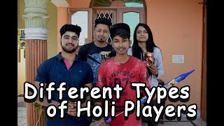 Types of Holi Players | Doon Viners | Happy Holi | Video