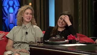 2. Sarah H. a Kateřina P. - Show Jana Krause 16. 12. 2020