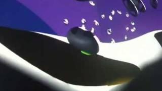 FLOW uno dei video 3D di Pia Myrvold sonorizzato da Enrico Coniglio, sound designer venziano