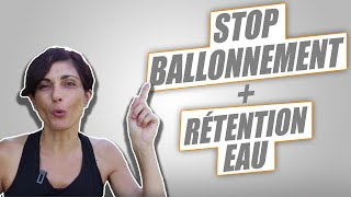 COMMENT REDUIRE LA RETENTION D'EAU, LES BALLONNEMENTS ? - REUSSITE FITNESS