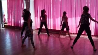 Strip dance - открытый урок