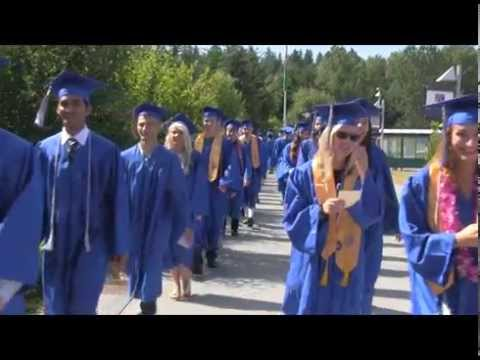 2015 Cascadia College Commencement