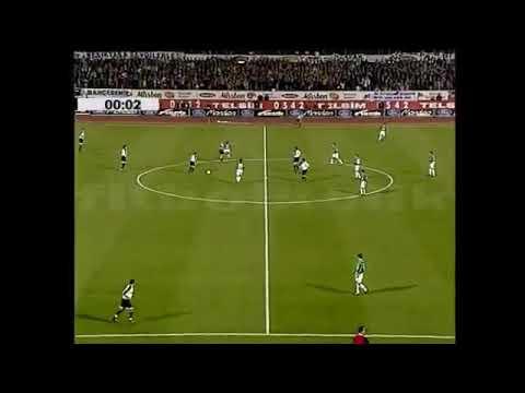 Beşiktaş:0 Kocaelispor:3 1998-1999 sezonu 23.hafta | Kocaelispor Nostalji