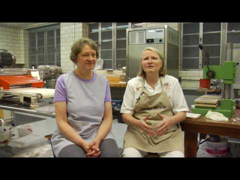 Sisters of St. Benedict Simply Divine: A Monastery Bakery Indiana Food Artisan