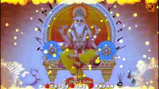 Vishwakarma Puja Special Whatsapp Status