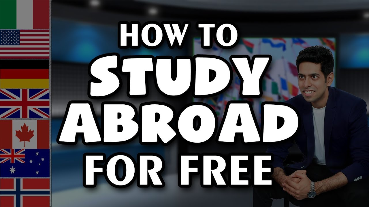 How To Study Abroad For Free Best Countries For Indian Students