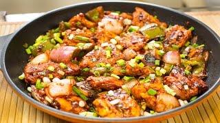 Chilli Chicken Easy Recipe