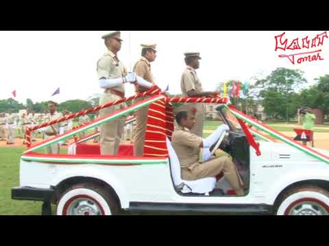 UP SI passing out parade held on 28 August 2017 -  यूपी पुलिस दारोगा दीक्षांत परेड  Full