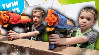 Nerf War:  Mail Time Mayhem 32 Nerf Mods