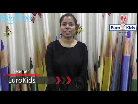 Merry Spell Event at Euro Kids - Teacher Testimonial