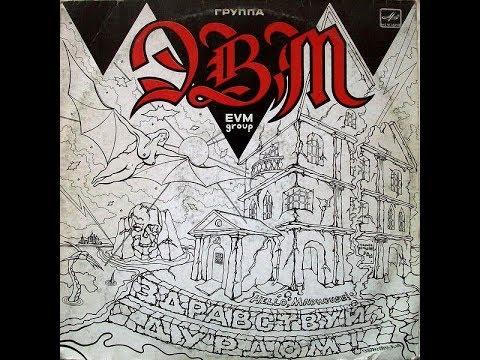 Группа ЭВМ, Здравствуй дурдом! 1990 (vinyl Record)