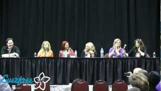 Mane Six Panel - Las Pegasus Unicon 2013