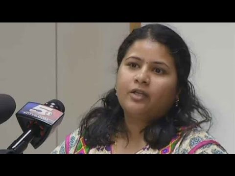 'I need an answer' says Sunayana Dumala, widow of Kansas shooting victim