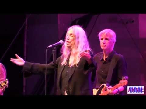 Patti Smith Live at Lincoln Center