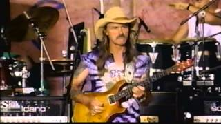 The Allman Brothers Band - Midnight Rider - 8/14/1994 - Woodstock 94 (Official)