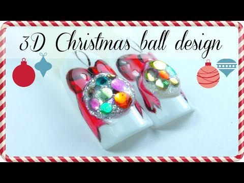 Winter Bling Nail Designs
