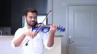 moham kondu njan | Violin Cover | Smijith