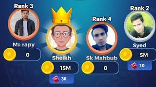 Ludo Star 2 Big win trick 2020 | 100% working | 🎲 screenshot 3