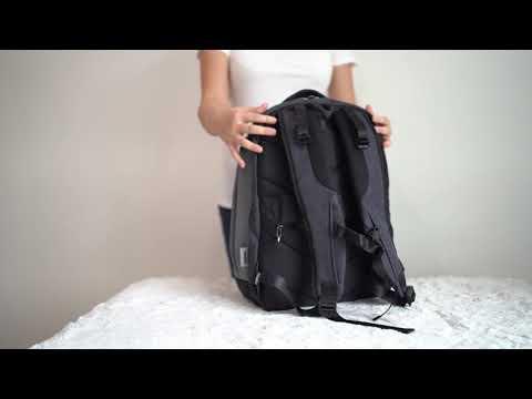 Terminus Daddy Cool Diaper Bag Demo